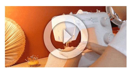 Video fabriquez votre masque avec Courir et Casa93