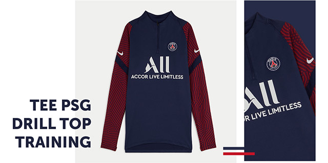 Tee PSG Drill Top Training