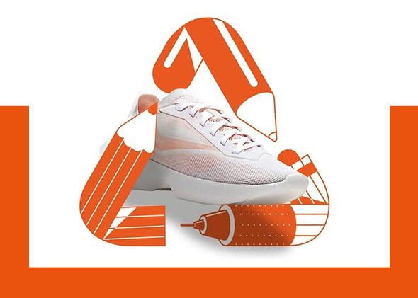 On crée une sneaker